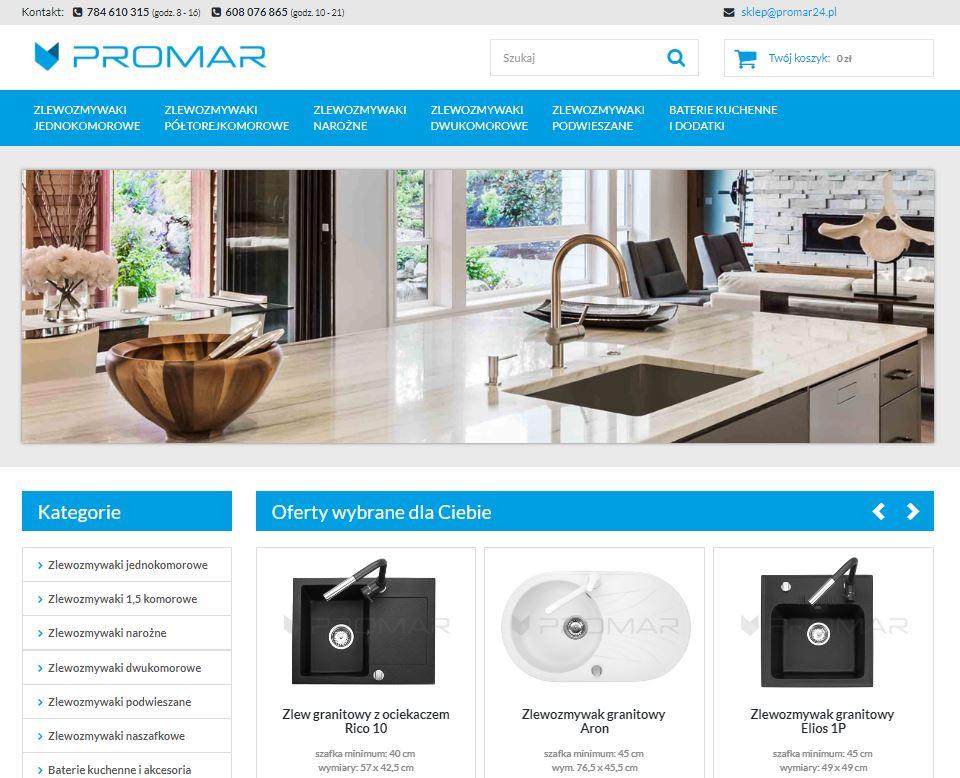 Sklep Internetowy Promar
